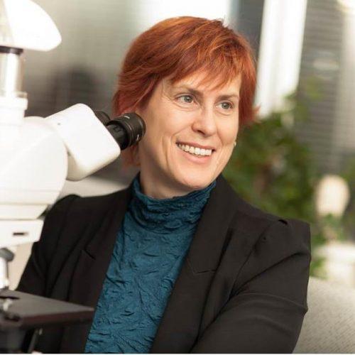 Dr. Catherine Streutker