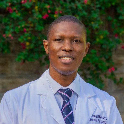 Dr. Michael Mwachiro