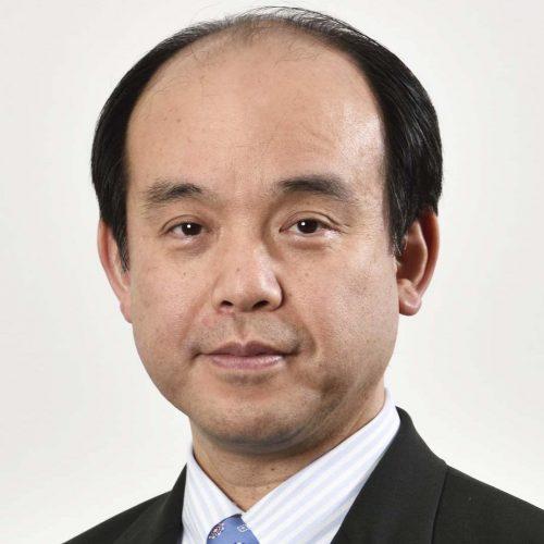 M.D., Ph.D. Naohisa Yahagi