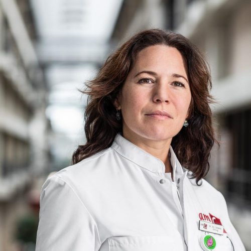 Dr. Suzanne Gisbertz