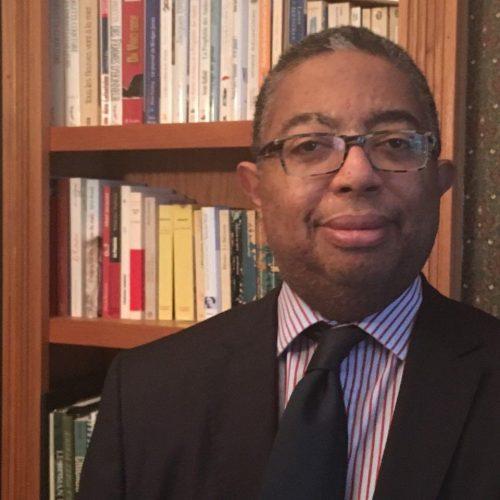 Dr. Thierry Alcindor